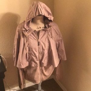Zella Tan Jacket Size XL